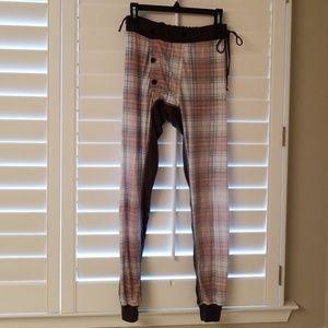 Wildfox camper leggings/pants